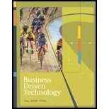 9780073135700: Business Driven Technology - with CD