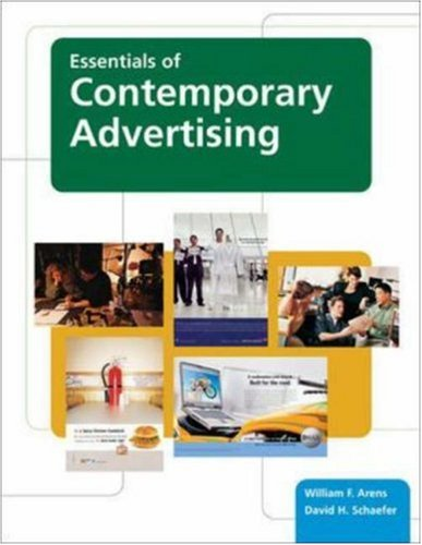 9780073136660: Essentials of Contemporary Advertising