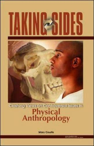 9780073136677: Taking Sides: Clashing Views on Controversial Issues in Physical Anthropology
