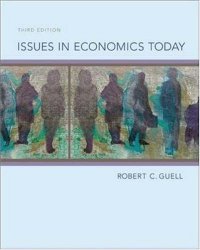 9780073137520: Issues in Economics Today