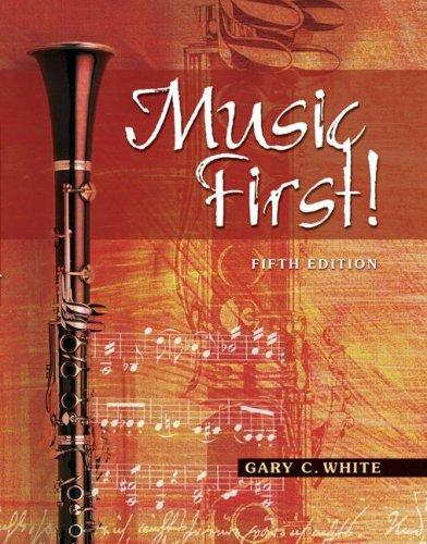 9780073137742: Music First!
