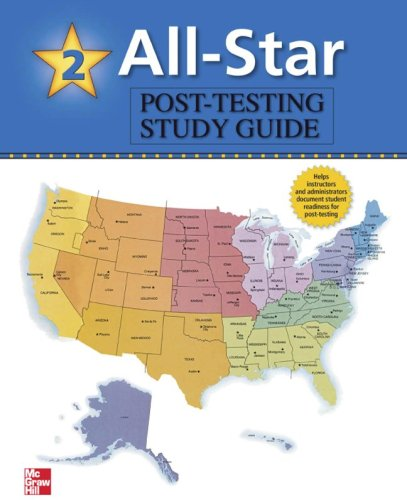9780073138138: All-Star - Book 2 (High Beginning) - USA Post-Test Study Guide