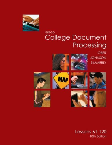 9780073138442: Gregg College Keyboarding and Document Processing: Take Home Kit 2 for Word 2000