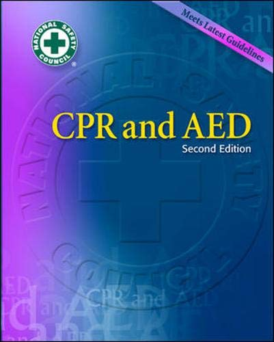 9780073138459: CPR and AED