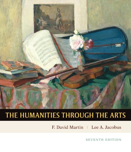 9780073138633: The Humanities Through the Arts