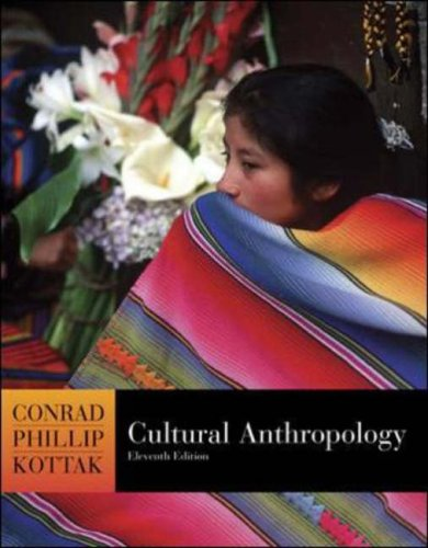 9780073138756: Cultural Anthropology, with Living Anthropology Student CD and PowerWeb