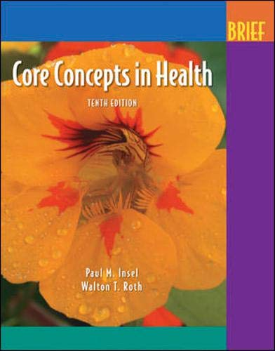 9780073138886: Core Concepts In Health Brief with PowerWeb