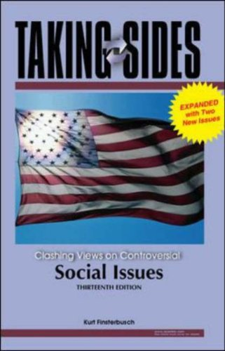 9780073190907: Taking Sides: Clashing Views on Controversial Social Issues, Expanded