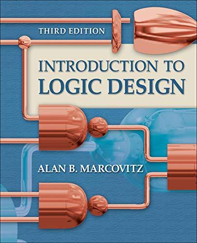 Introduction to Logic Design: Alan Marcovitz