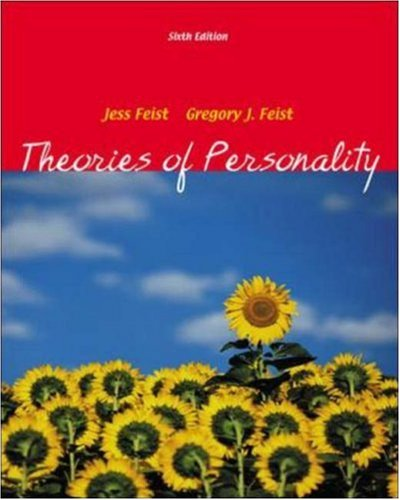 9780073191812: Theories of Personality with PowerWeb