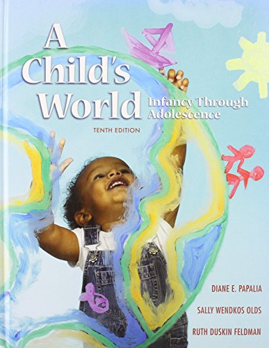 9780073191829: A Child's World: Infancy Through Adolescence with LifeMAP CD-ROM and PowerWeb