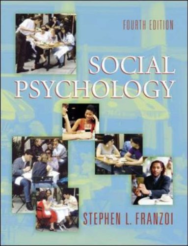 9780073191836: Social Psychology with SocialSense CD-ROM and PowerWeb