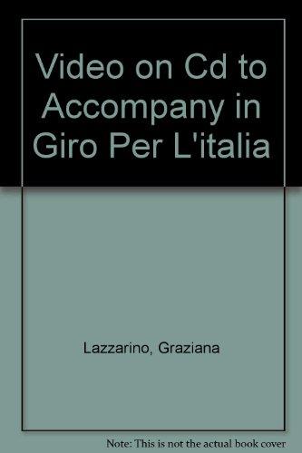 9780073192604: Video on Cd to Accompany in Giro Per L'italia