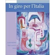 9780073193007: Student Audio CD Program to accompany In giro per l'Italia