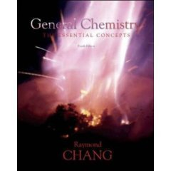 9780073193670: General Chemistry - The Essential Concepts - 4th (Fourth) Edition (Annotated Instructor's Edition)