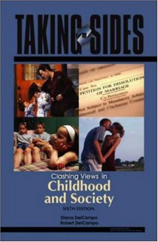 9780073195070: Taking Sides: Clashing Views in Childhood and Society (Taking Sides: Childhood & Society)