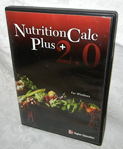 9780073195704: NutritionCalc Plus 2.0 CD-ROM, Package Version