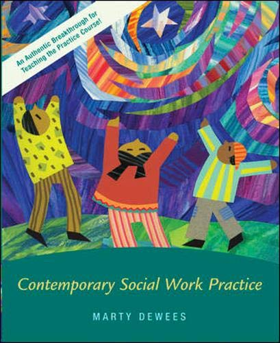 9780073195759: Contemporary Social Work Practice w/ Ethics Primer, Case Study CD, and PowerWeb