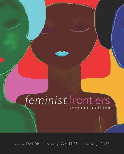 9780073196084: Feminist Frontiers