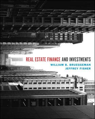 9780073196138: Real Estate Finance and Investments