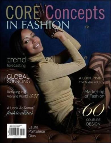 Core Concepts in Fashion: Laura Portolese Dias