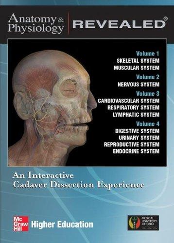 9780073197074: Anatomy & Physiology  Revealed, Nos. 1 & 2