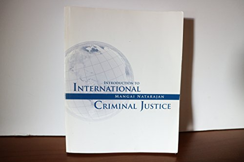 9780073198484: Introduction to International Criminal Justice