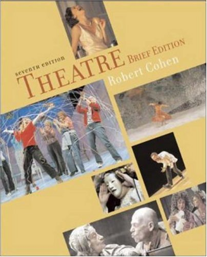 9780073199078: Theatre Brief w/ Enjoy the Play (Theatre (Brief Edition))