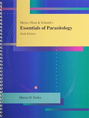 9780073201061: Meyer, Olsen & Schmidt's Essentials of Parasitology