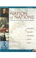 9780073201931: Nation of Nations Concise Vol1 with Primary Source Investigator and Powerweb