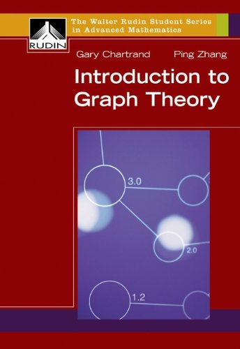 9780073204161: Introduction to Graph Theory (reprint) (Walter Rudin Student Series in Advanced Mathematics)