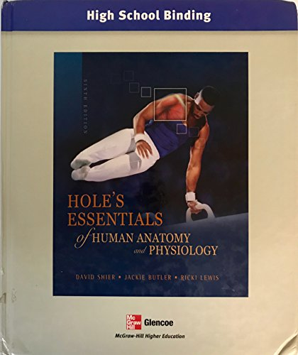 9780073204819: Hole's Essentials of Human Anatomy & Physiology Nasta Edition