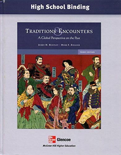 9780073204833: Traditions And Encounters
