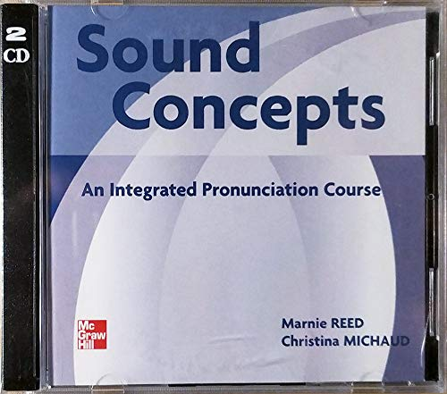 9780073205267: Sound Concepts: An Integrated Pronunciation Course