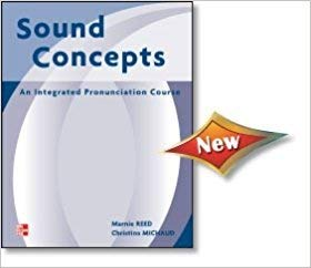 9780073205298: Sound Concepts - Student Book W/ Audio Highlights: An Integrated Pronunciation Course [With CD's]