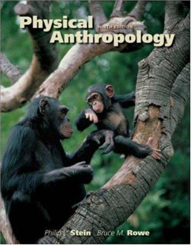 9780073205755: Physical Anthropology