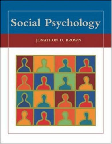 9780073205786: Social Psychology with PowerWeb