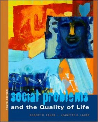 9780073205793: Social Problems and the Quality of Life with OLC