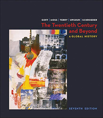 9780073206929: The Twentieth Century and Beyond: A Global History