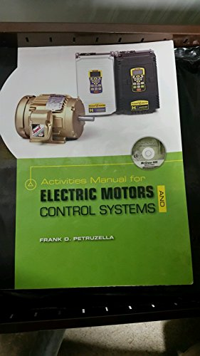 9780073206981: ELECTRIC MOTORS+...-SYS.ACT.MA