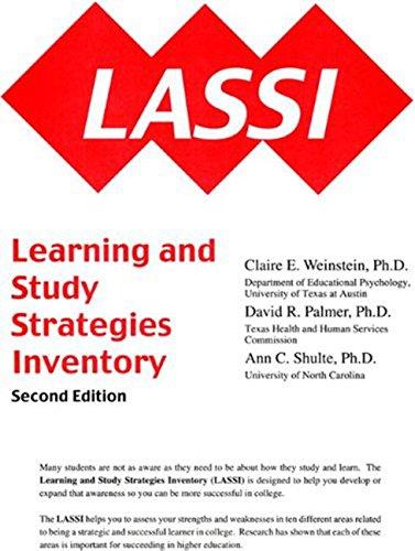 9780073207131: Lassi Student Assessment