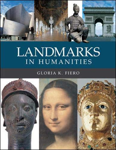 9780073207261: Landmarks in Humanities with Core Concepts DVD-ROM: AND Core Concepts DVD-ROM