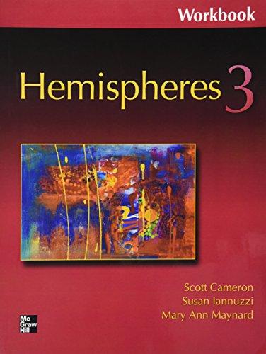 9780073207445: Hemispheres 3 Workbook