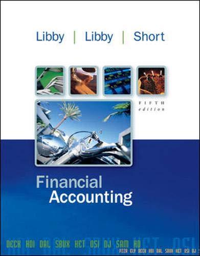 9780073208145: Financial Accounting