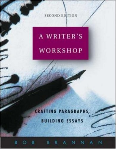 9780073209395: A Writer's Workshop: Student Edition with Student Access Card