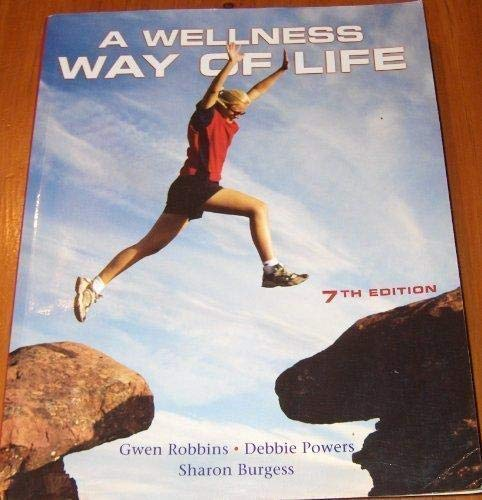 9780073209555: A Wellness Way of Life
