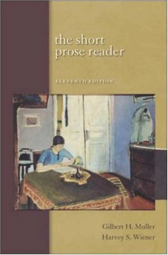 9780073210391: The Short Prose Reader with Student Access to Catalyst