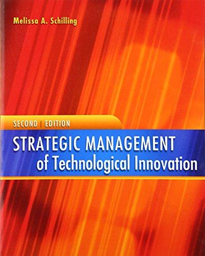 9780073210582: Strategic Management of Technological Innovation