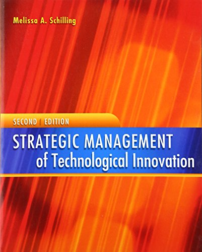 9780073210582: Strategic Management of Technological Innovation