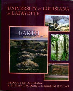 9780073211565: University of Louisiana at Lafayette Selected Material From Physical Geology: Earth Revealed (Louisiana Edition with einstruction remote)
